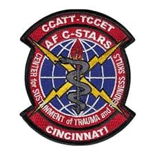 CCATT Star Patch
