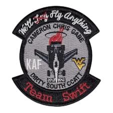 F-1 CCATT Patch