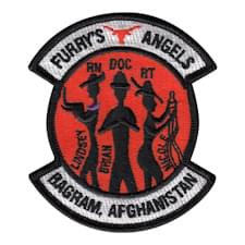 Furry's Angels CCATT Patch