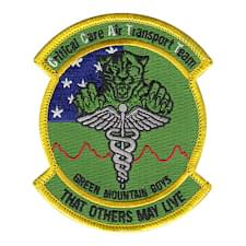 Green Mountain Boys Patch