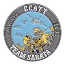Transformers CCATT BACK Coin