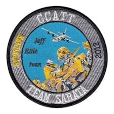 Transformers CCATT Patch