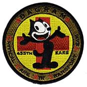 455th EAES CCATT Patch