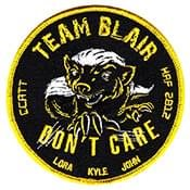 Team BLAIR - CCATT Patch