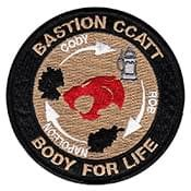 Bastion CCATT - Body for Life - CCATT Patch