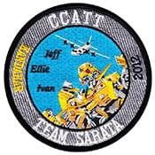 Team Sarata - CCATT Patch