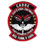 CCAT Advanced Course Patch