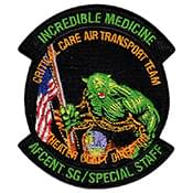 AFCENT SG / Special - CCAT Patch