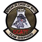 Team Shepherd - Break In Case of War - CCAT Patch