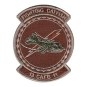 Columbus AFB SUPT 13-11 Friday Patch Desert