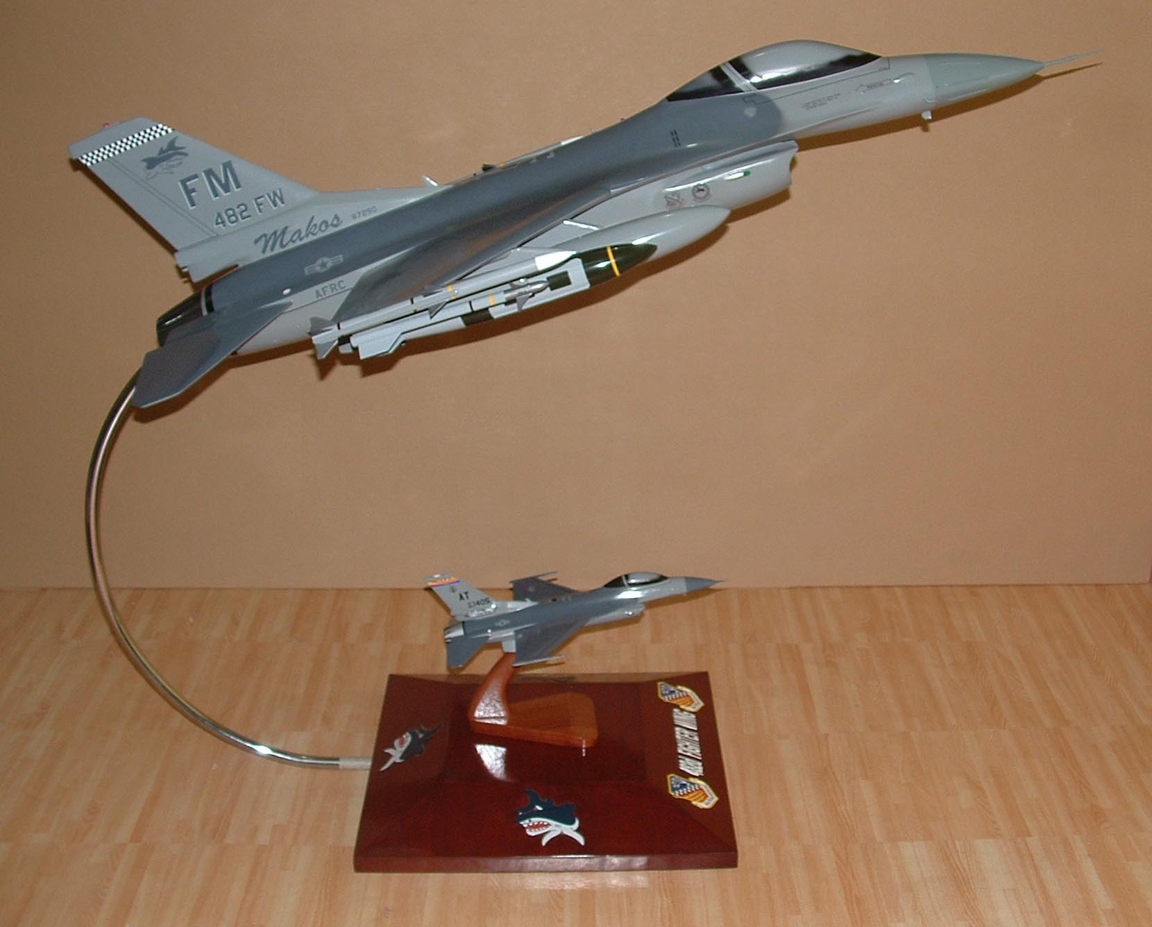 FW F-16C+ Aircraft Model
