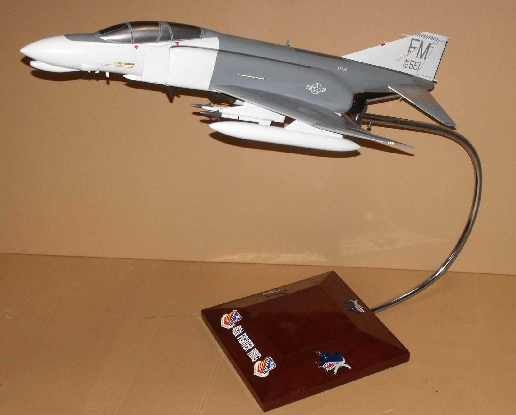 FW F-4C Aircraft Model