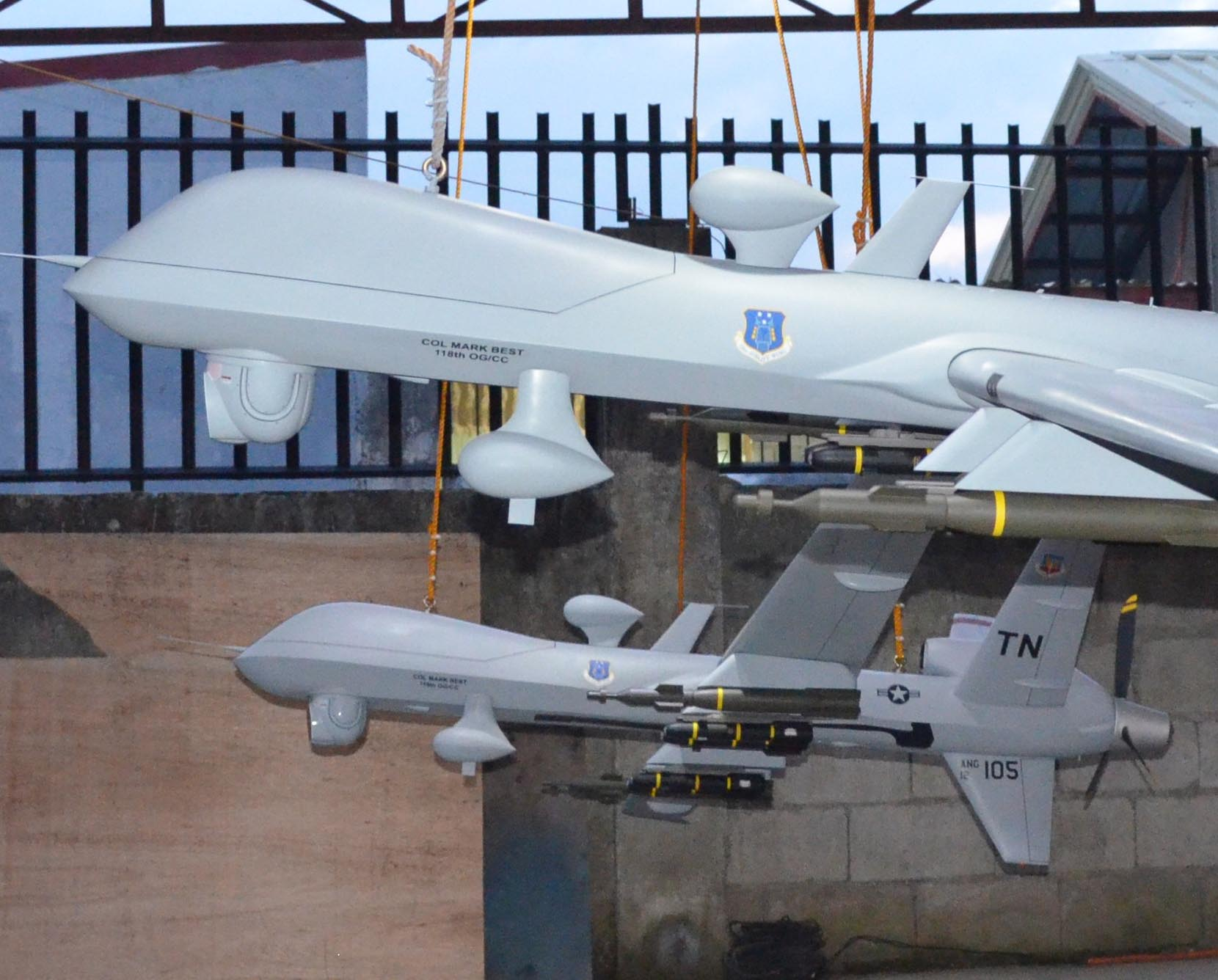 ATKS MQ-9 Aircraft Model