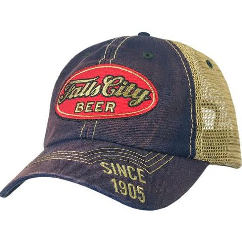 Hand Washed Trucker Cap