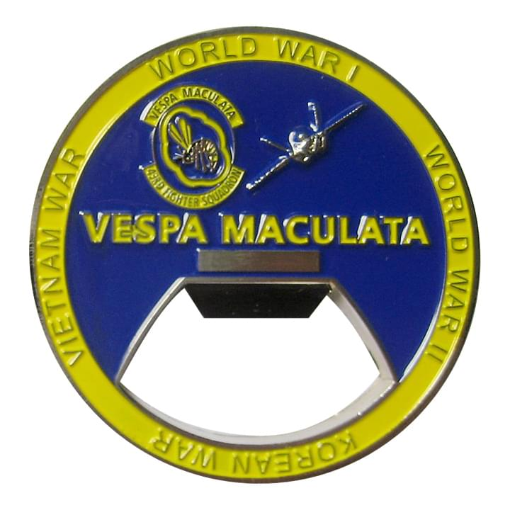 Vespa Maculata Bottle Coin Opener