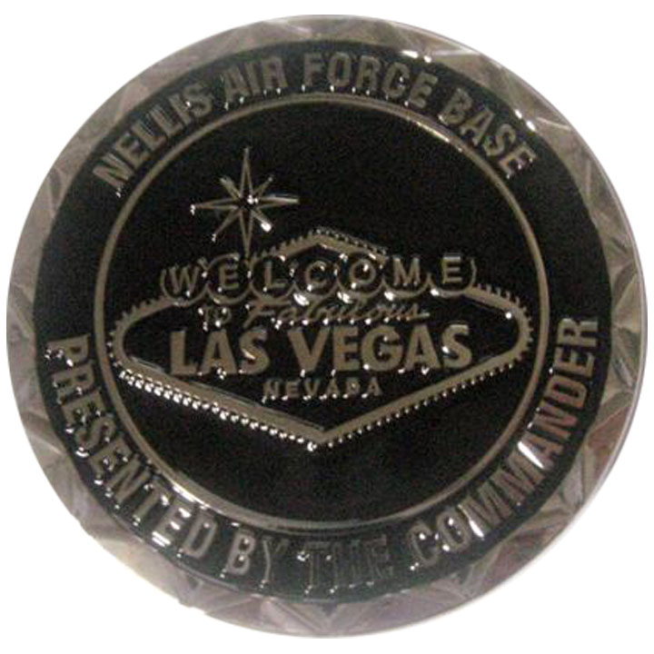 Commander Challenge Coin Examples