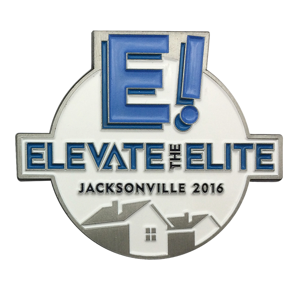 Elevate the Elite Coin FRONT SAMPLE