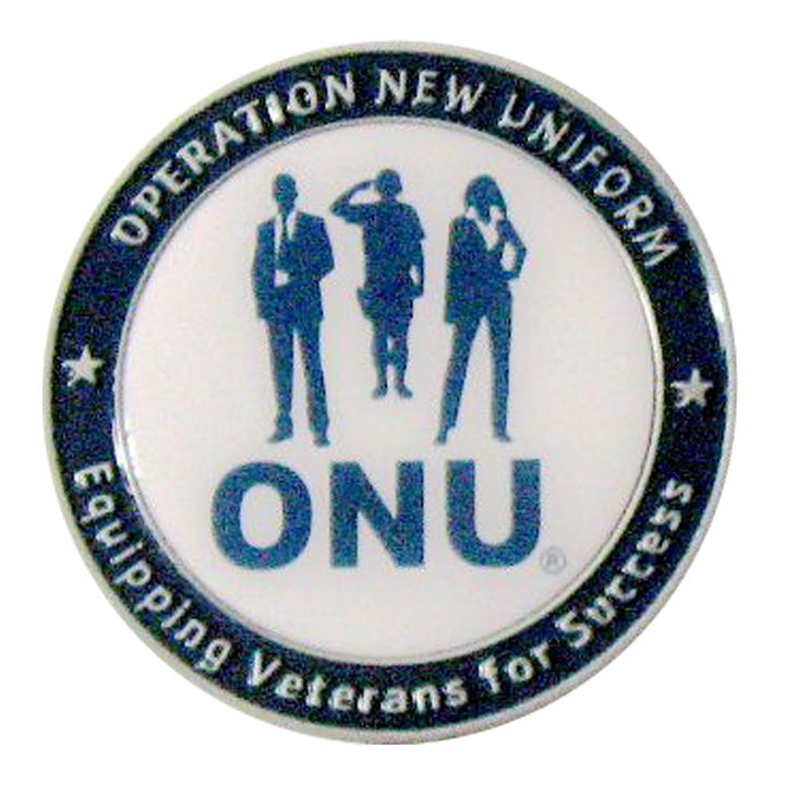 ONU Antique Silver Coin Front SAMPLE