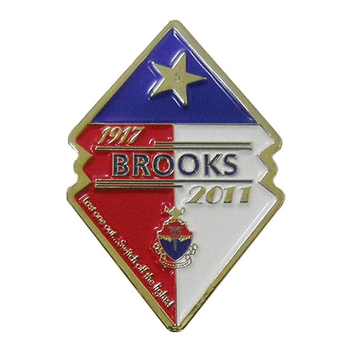 Brooks Coin