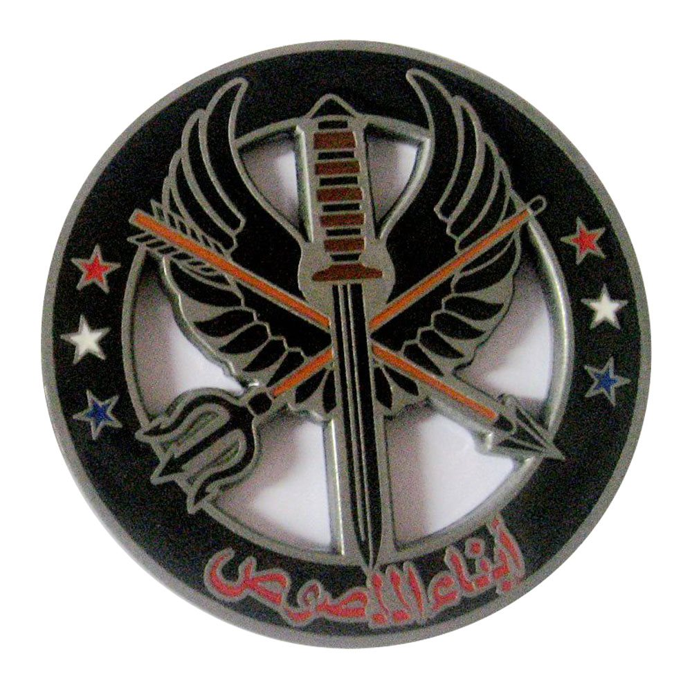 33 Special Operations SQ Coin Front SAMPLE