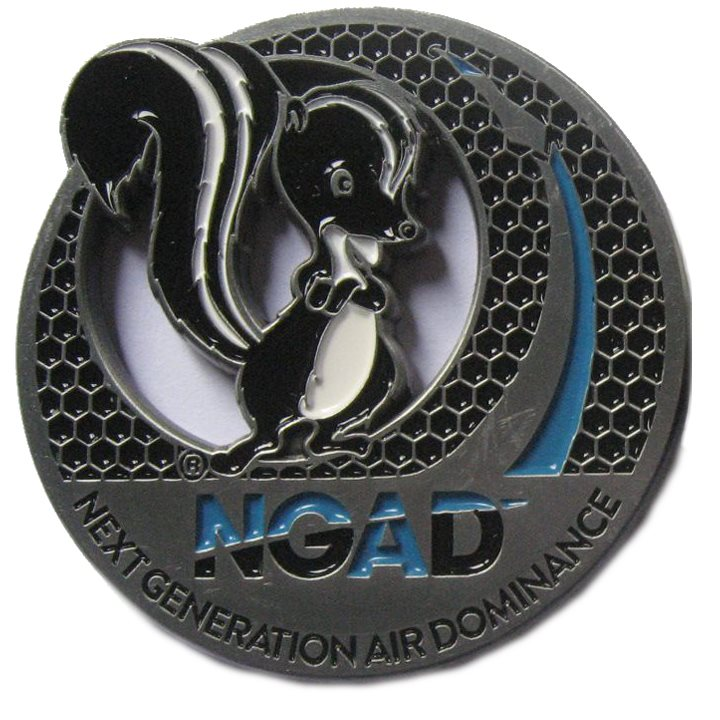 LM NGAD Coin BACK SAMPLE