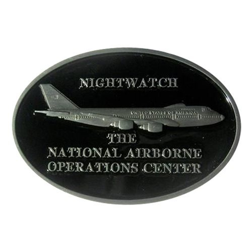 NAOC Nightwatch Coin