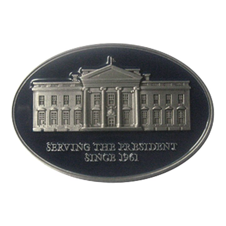 White House Coin Back SAMPLE