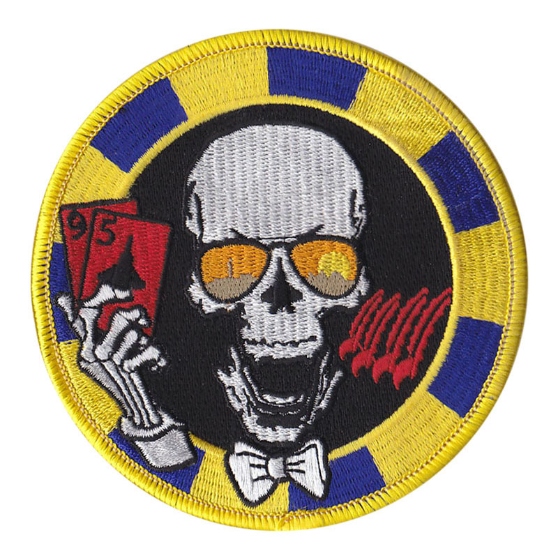 95th Fighter Squadron (95 FS) Custom Patch