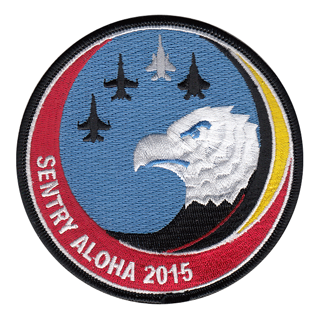 95th Fighter Squadron Patch
