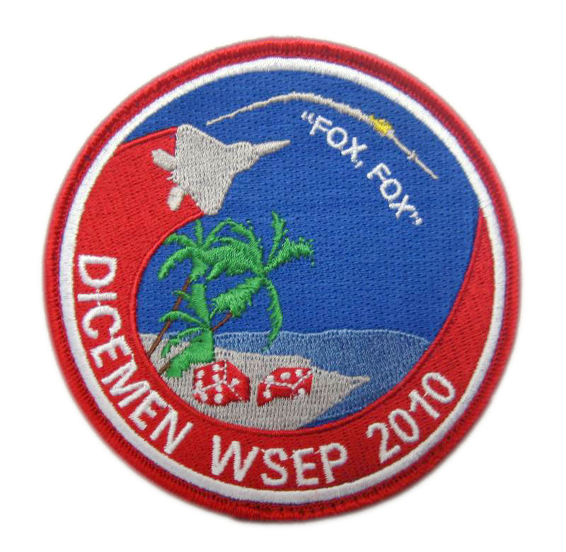 90th FS WSEP 2010 Patch