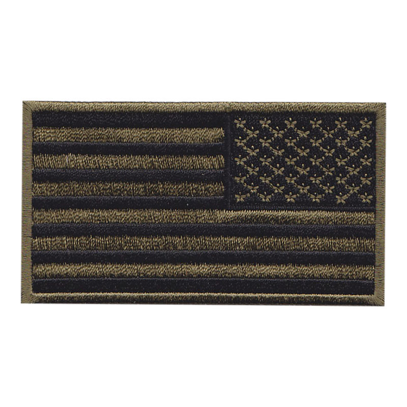 U.S. Flag MultiCam OCP Reverse Patch