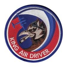 Featured Aircraft Driver Patch