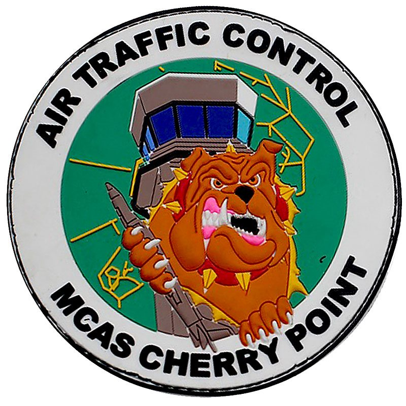 ATC MCAS Cherry Point PVC Patch