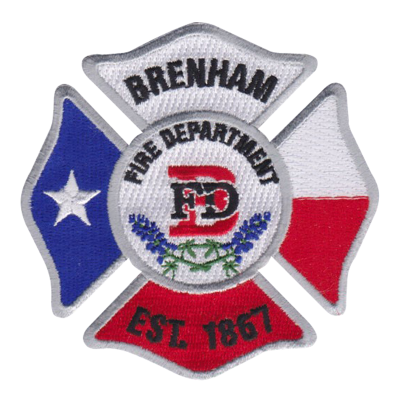 Fire and Rescue Patches Design Gallery