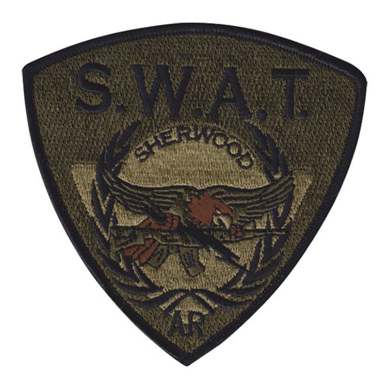 Sherwood Police Department SWAT Team OCP Patch