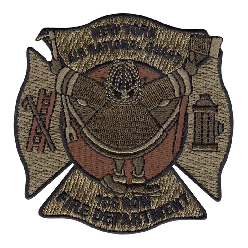 106 RQW Fire Department OCP Patch