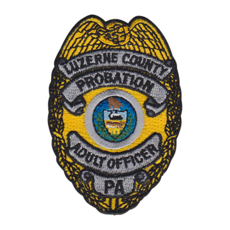 Luzerne County Adult Probation Patch