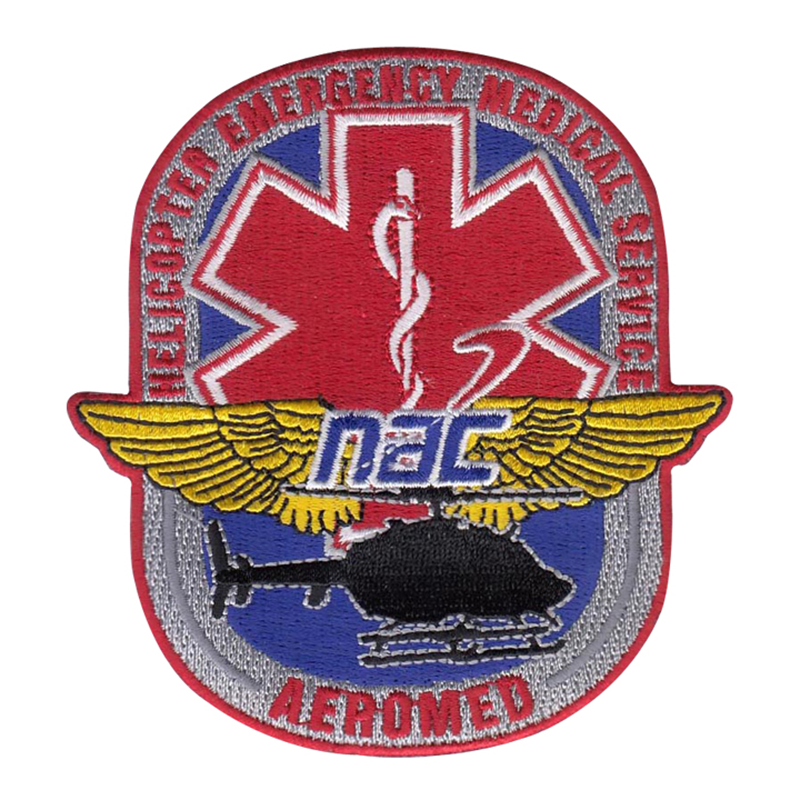 NAC Medical Services Patch
