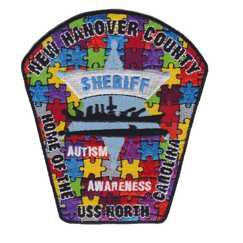 New Hanover County Sheriff's Department Patch