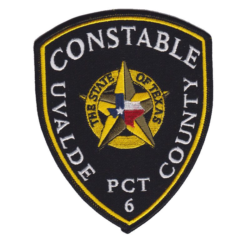 Uvalde County Constable-Elect Pct. 6 Patch