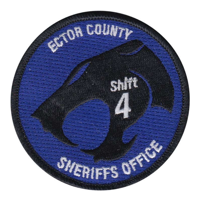 Ector County Sheriffs Office Patch