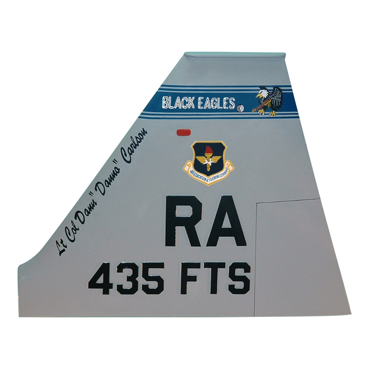 435 FTS T-38 Talon Tail Flash