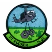 Ft Rucker AFB SUPT 11-04 Rucker