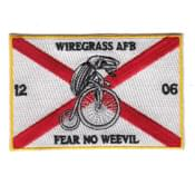 Ft Rucker AFB SUPT 12-06 Fear No Weevil