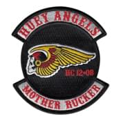 Ft Rucker AFB SUPT 12-08 Huey Angels