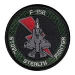 F35 Stealth Fighter Patch