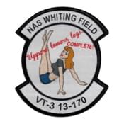 NAS Whiting Field AFB SUPT 13-170 VT-3