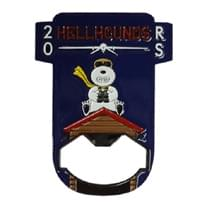 20 RS Hell Hounds Challenge Coin