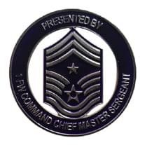 1 FW Command Challenge Coin