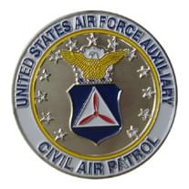 USAF Civiv Air Patrol Challenge Coin